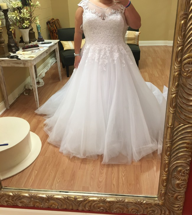 Mary's Bridal Couture 6439