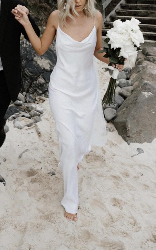 Natalie Rolt Virgo in Dynasty Silk