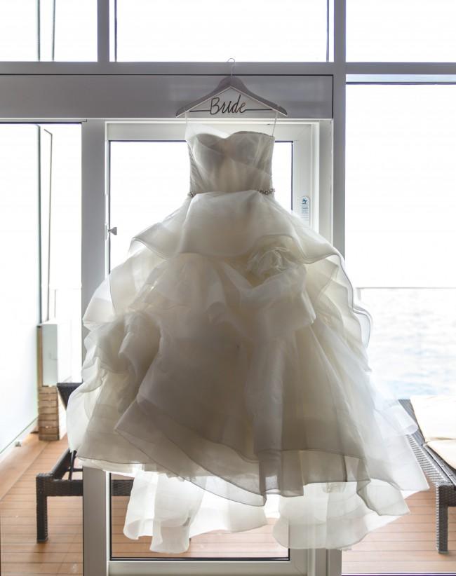 4f11bbd570483 Vera Wang Iconic line - Katherine Second Hand Wedding Dress on Sale ...