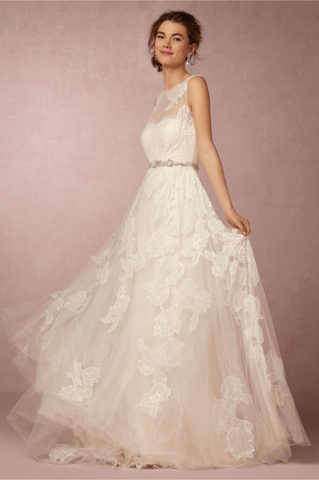 Rosa Clara, Fleuretta Gown (2 in 1 gown)