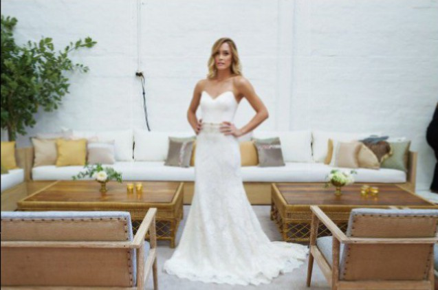 Samantha Wynne SW Letitia New Wedding Dress On Sale 73