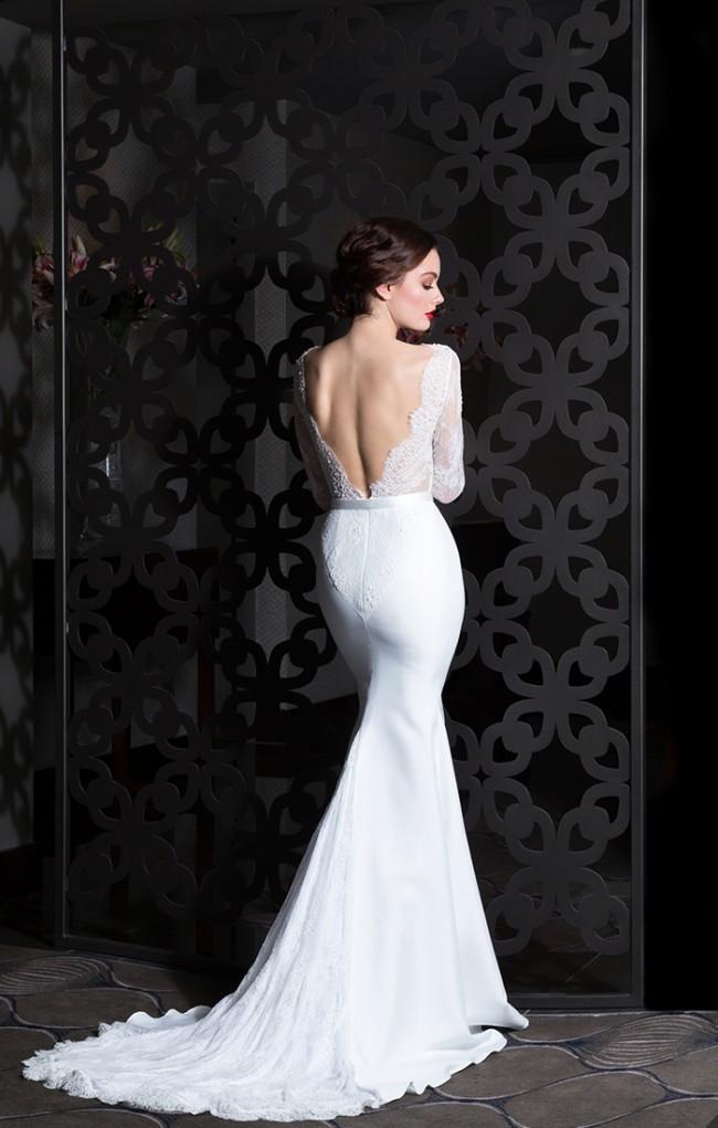 Trish Peng Romance Gown