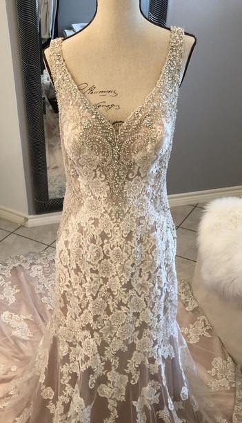 Allure Bridals C412