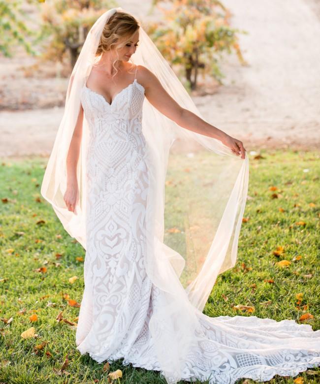 Casablanca Bridal Keaton 2396