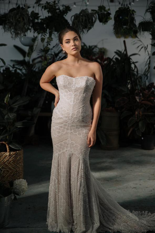 Bohemian Brides Pippin Wedding Dress On Sale 54 Off