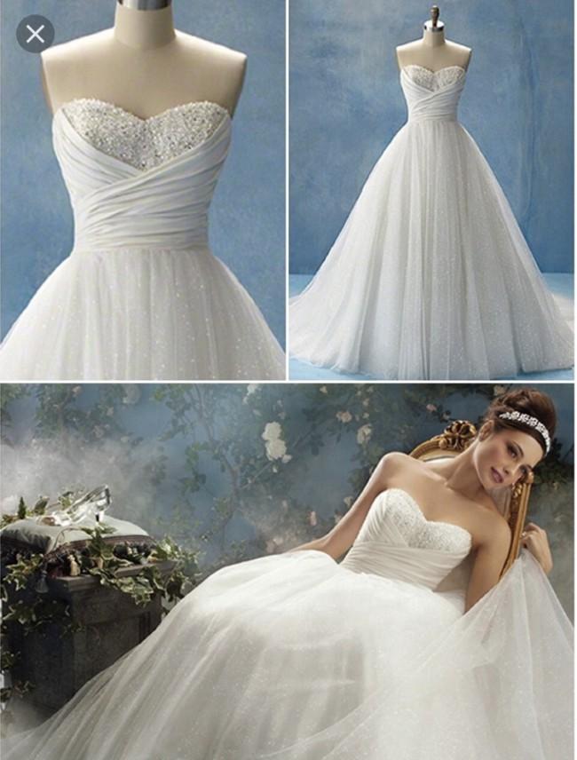 Alfred Angelo Princess Wedding Dresses