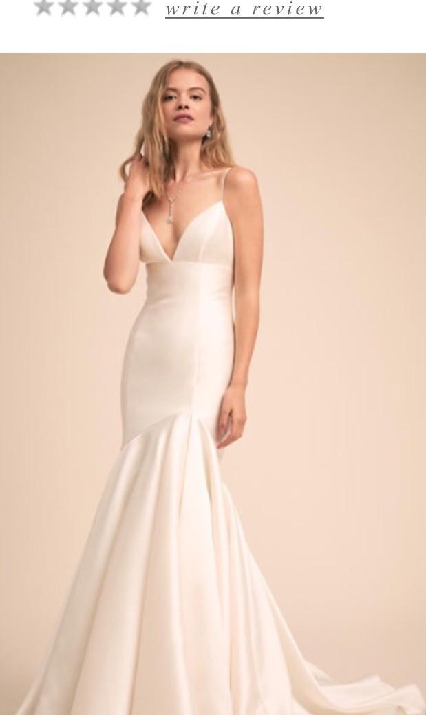 BHLDN Luminosity gown