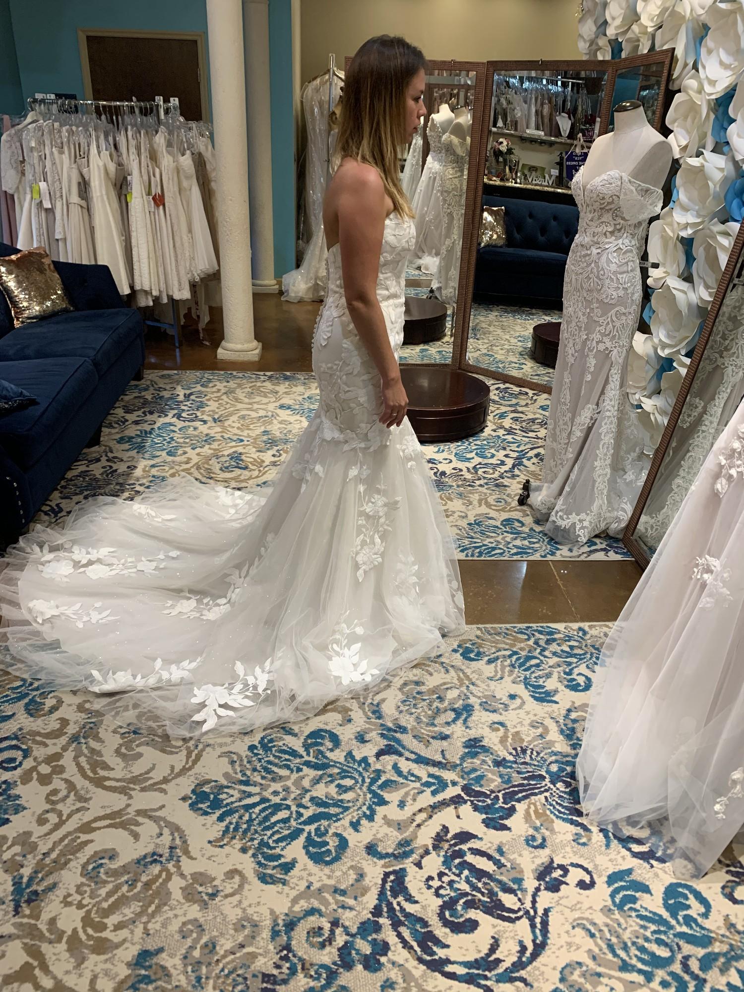 Any Size - Rebecca Ingram - Hattie - Champagne Taste Bridal