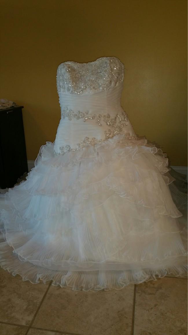 David's Bridal 9WG3453