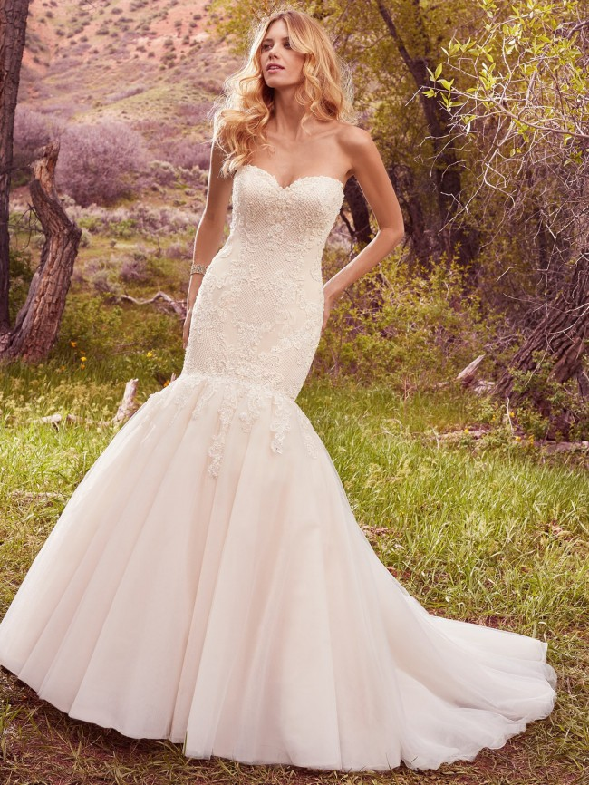 Maggie Sottero keely