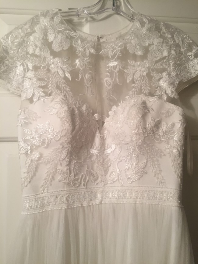 Lillian West, Lillian West Cap Sleeve Gown 66038