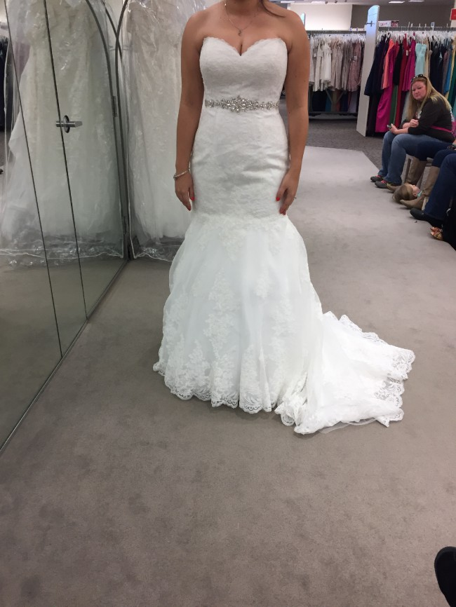 David's Bridal, Mermaid