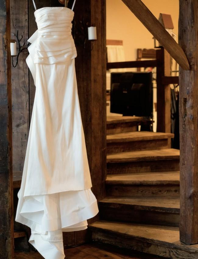 Oscar de la Renta Caroline, Bridal 66N08