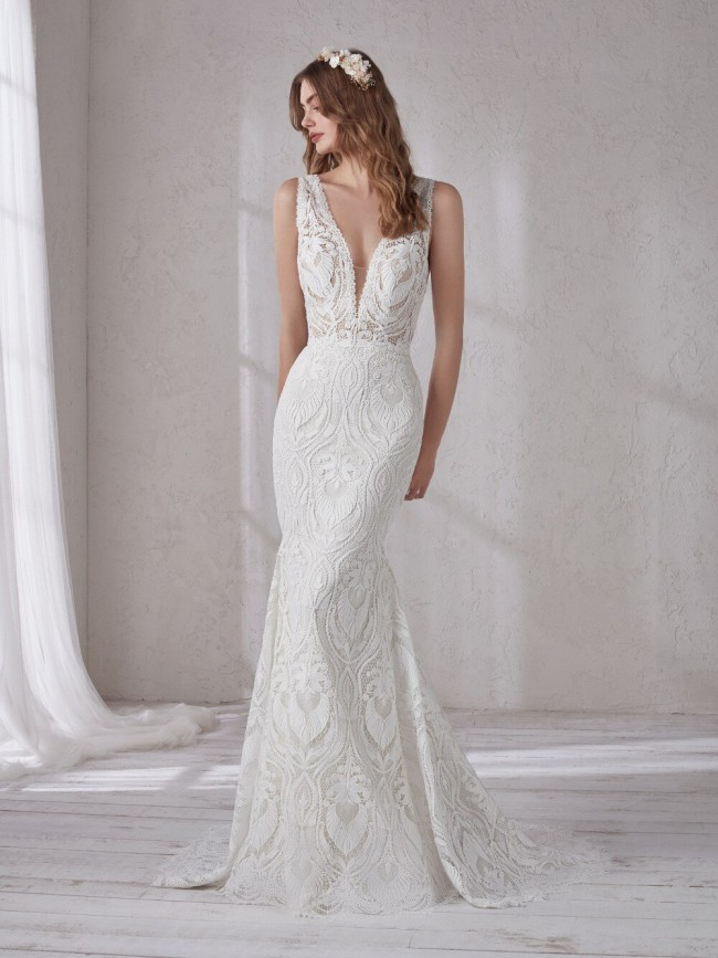 Unique Bridal Collection Ivey