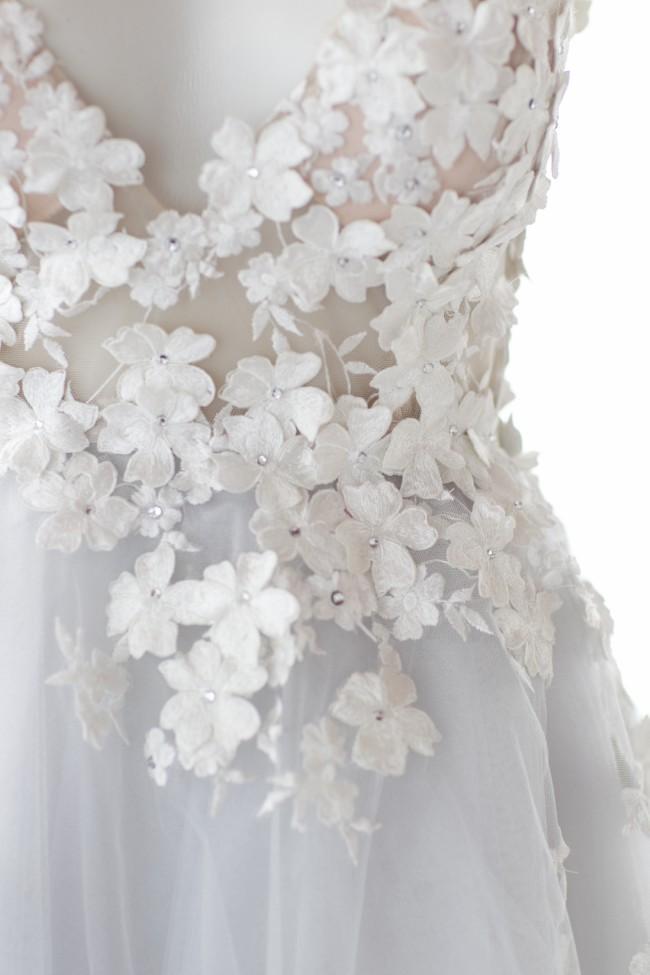 Alin Le' Kal, Ball Gown