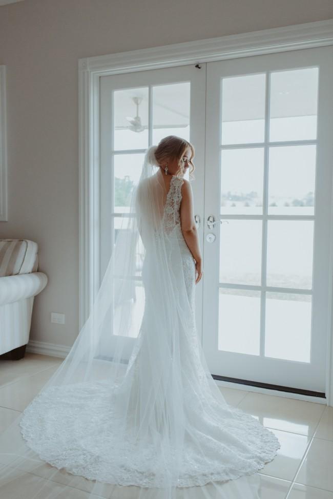 Allure Bridals C291