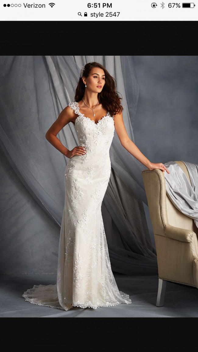 Alfred Angelo 2547