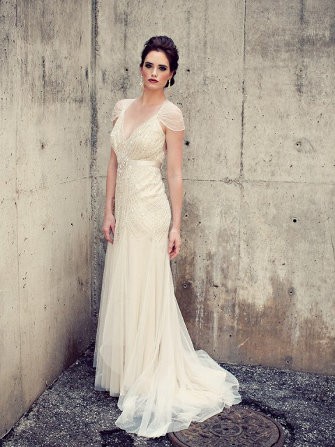 Jenny Packham Willow Used Wedding Dress On Sale 63 Off Stillwhite