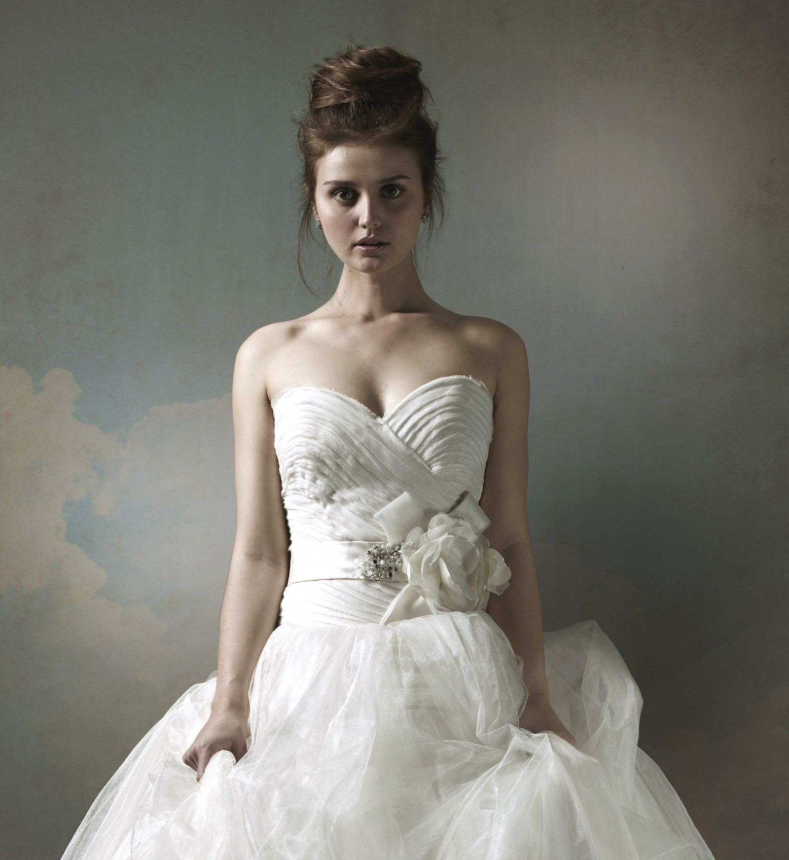 White Wedding Dress Nz: Fiorenza Elizabeth New Wedding Dress On Sale 82% Off