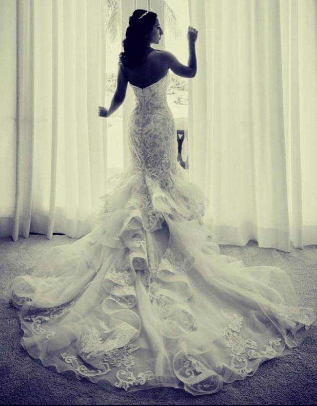 Allure Bridals, 'Mermaid Lace'
