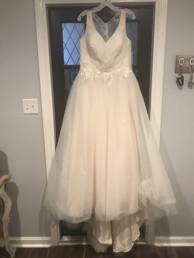 David's Bridal, Wg3930 Ivycham