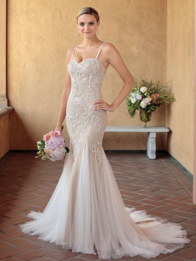 Casablanca Bridal Pixie 2321
