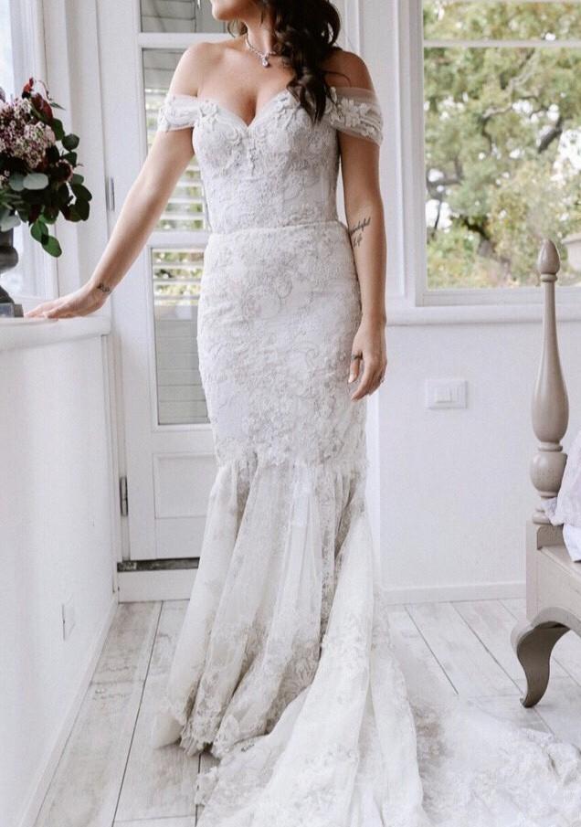 Netta BenShabu Eve gown