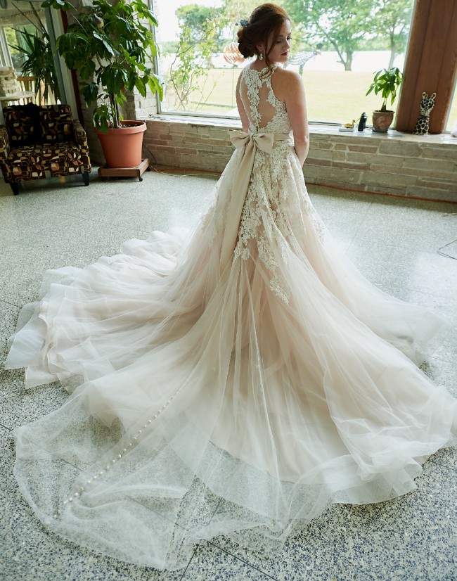 Allure Bridals, Custom Made