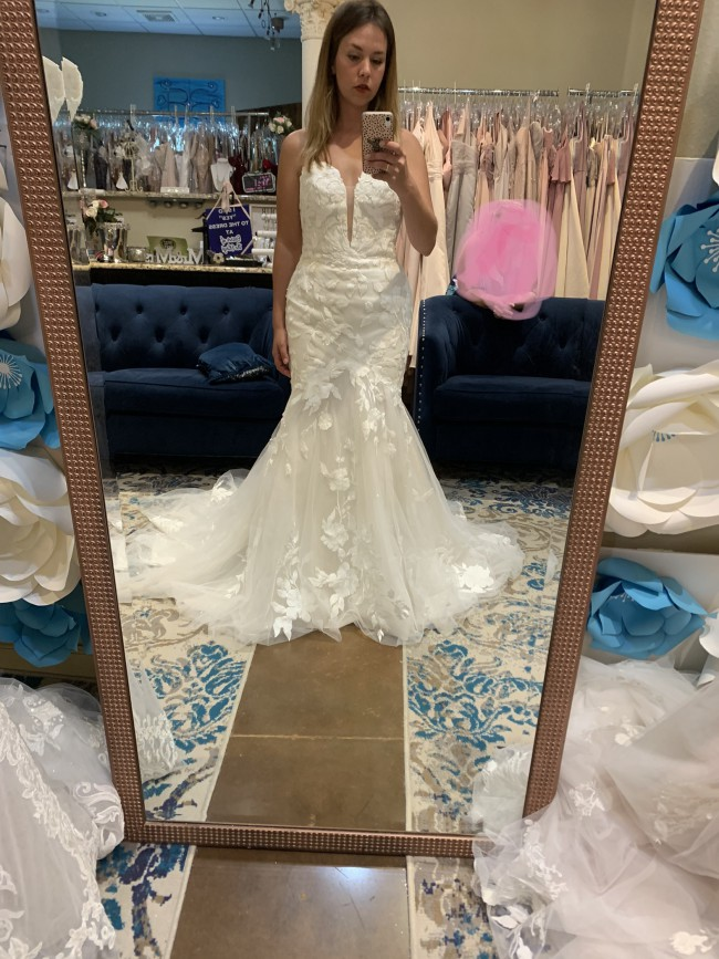 Rebecca Ingram Hattie New Wedding Dress - Stillwhite