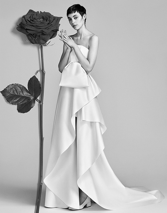 Viktor & Rolf Couture Tie Gown - VRM052