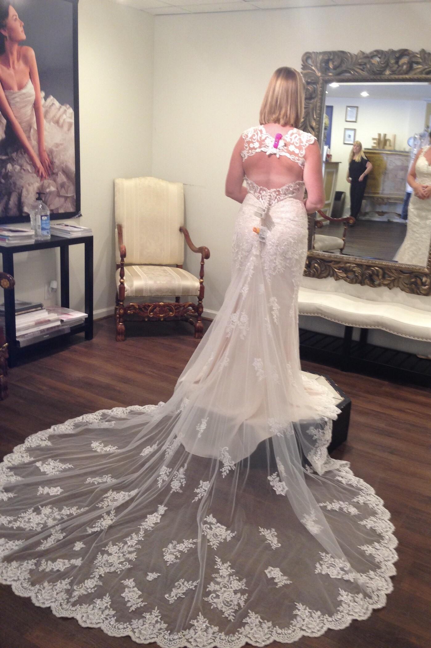 Stella York 6245 Wedding Dress On Sale 20 Off