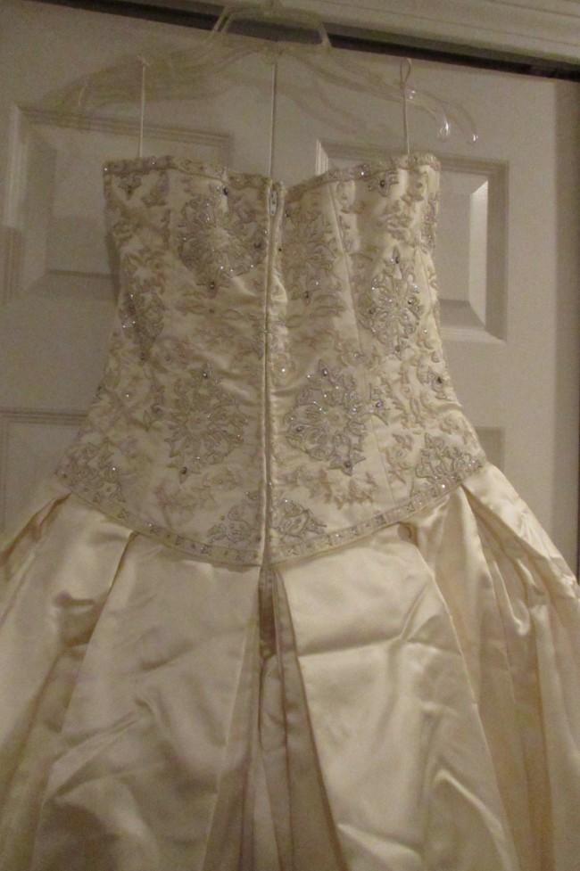 Reem Acra Ball Gown