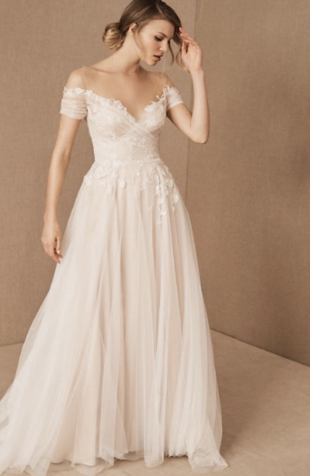 BHLDN Willowby by Watters Katara Gown: Style #54669866