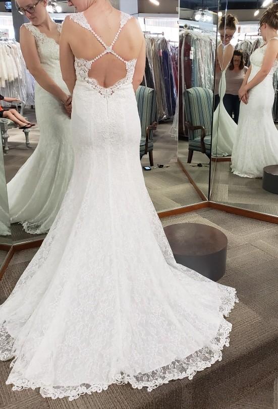 Mon Cheri 117193 New Wedding Dress Save 53 Stillwhite,Gothic Plus Size Gothic Black And White Wedding Dresses