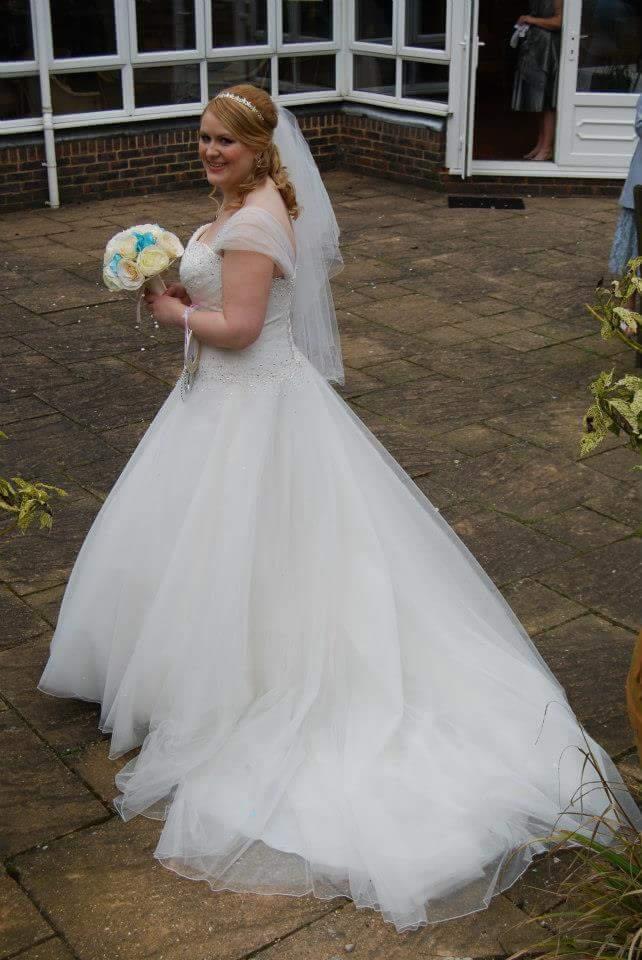 Sincerity Bridal Style 3621