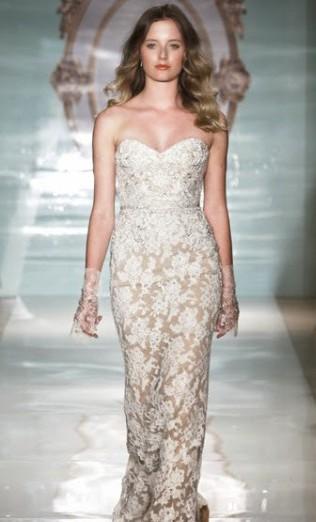 Reem Acra In Style Girl-#5132