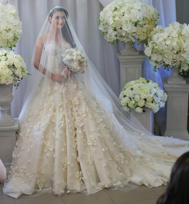 Azzaria Bridal Couture, Couture Custom Designed