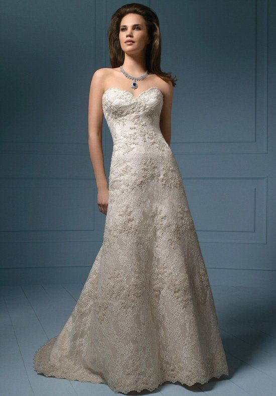 Alfred Angelo, Sapphire 801