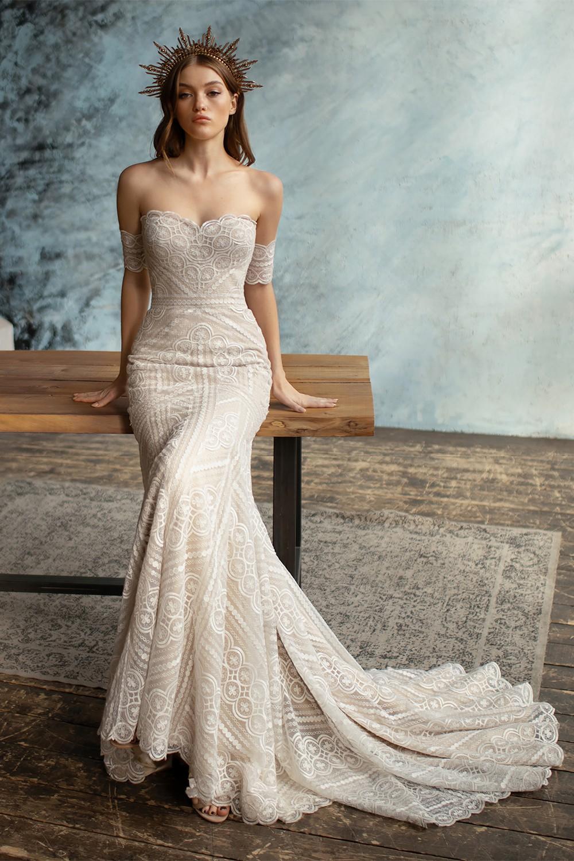 Love Spell Ellise Sample Wedding Dress Save 18   Stillwhite