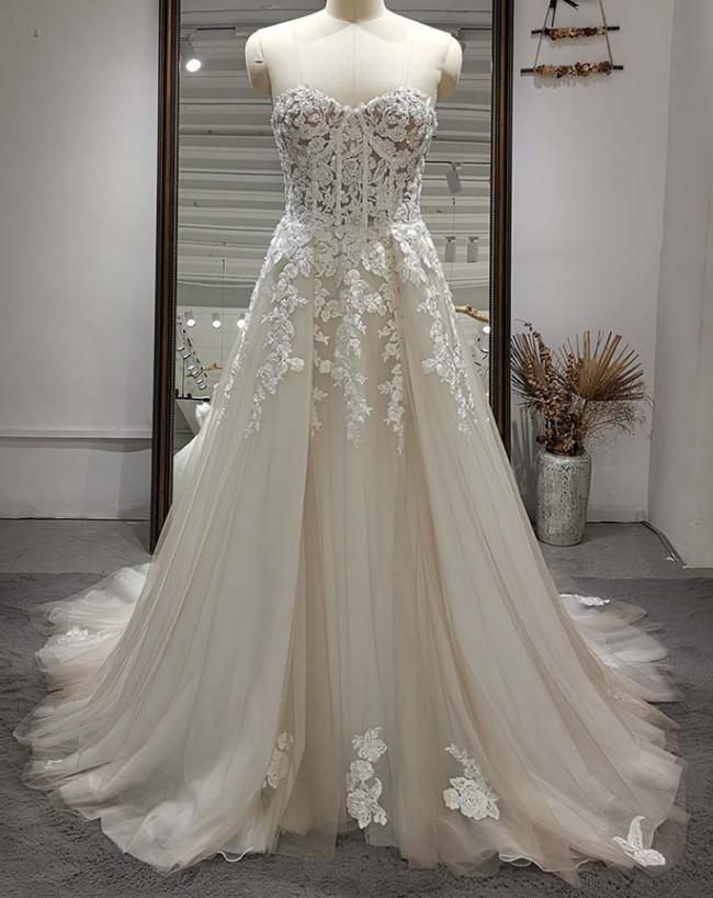 Unique Bridal Collection Nala