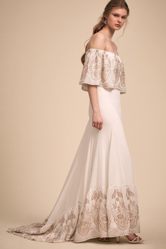 Daughters Of Simone Nomadic Gown BHLDN