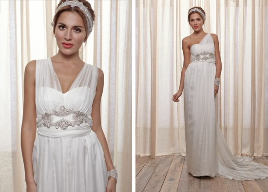 0299cb711f Anna Campbell athena dress Second Hand Wedding Dress on Sale 63% Off ...