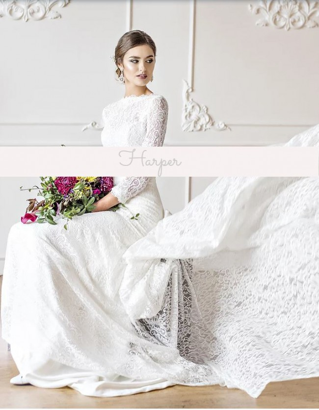 Unique Bridal Collection, Harper