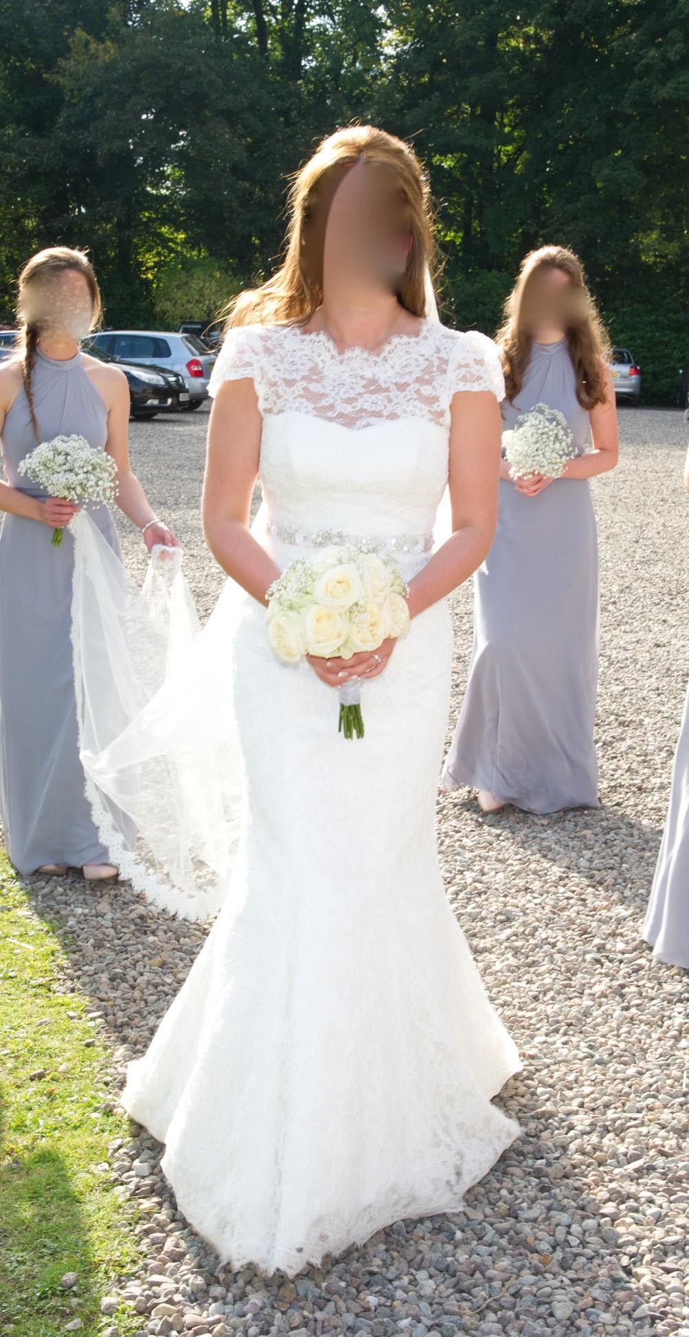 Stewart Parvin Crazy Love Used Wedding Dress On Sale 86 Off