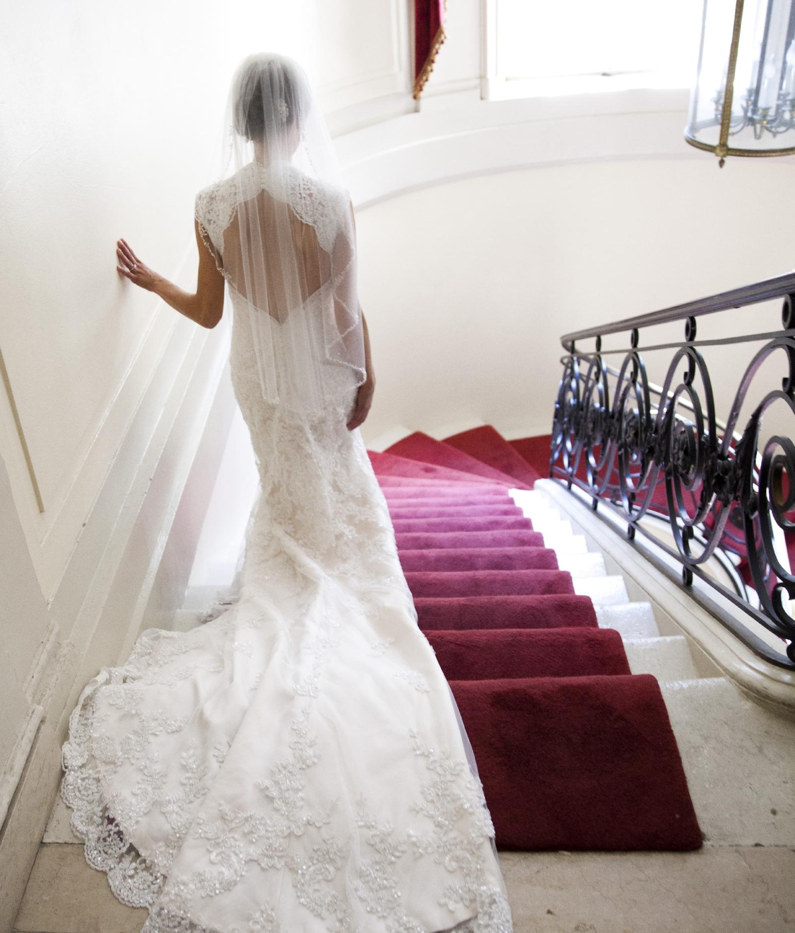 Maggie Sottero Bernadette Preowned Wedding Dress On Sale