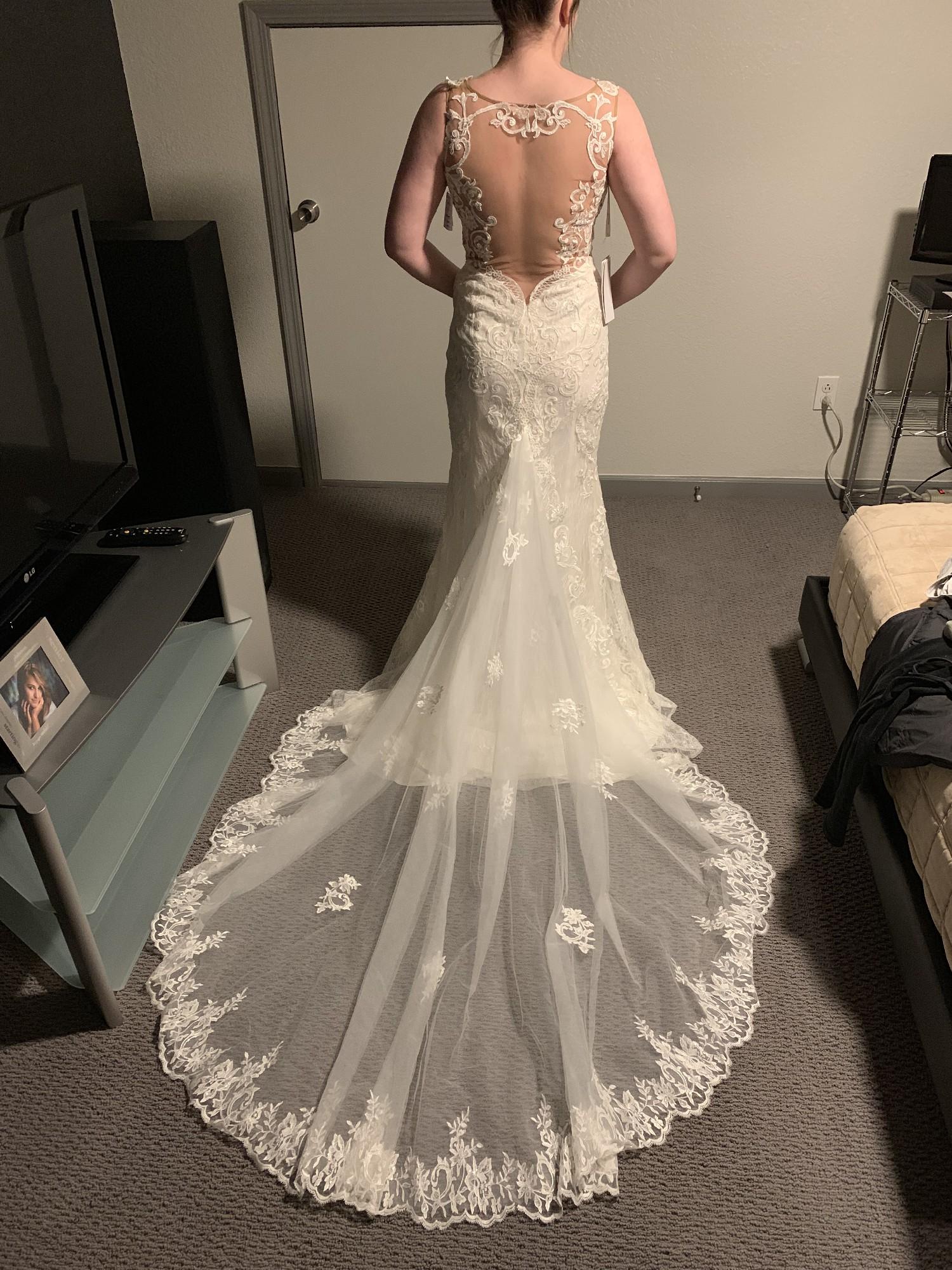 Galina Signature SWG18 New Wedding Dress Save 18   Stillwhite