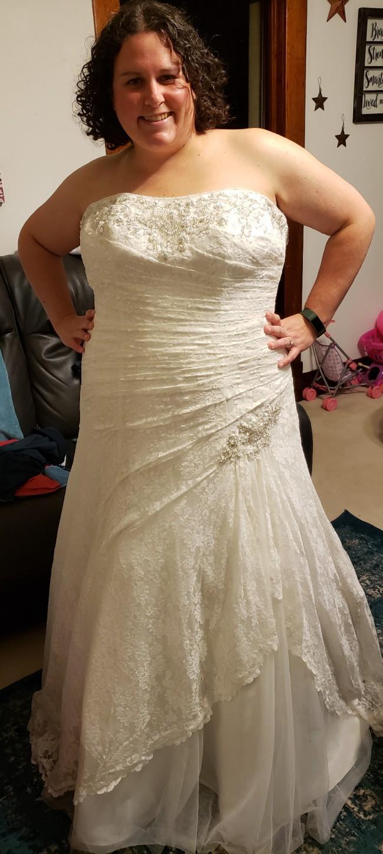 David's Bridal 9YP3344