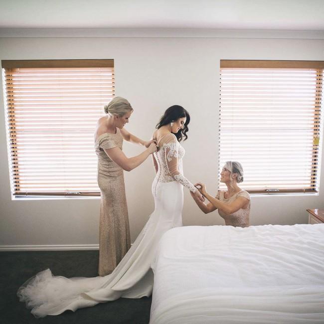 Pallas Couture Estrella Gown
