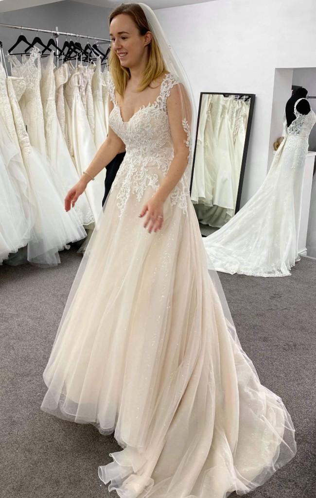 Marys Bridal MB2096