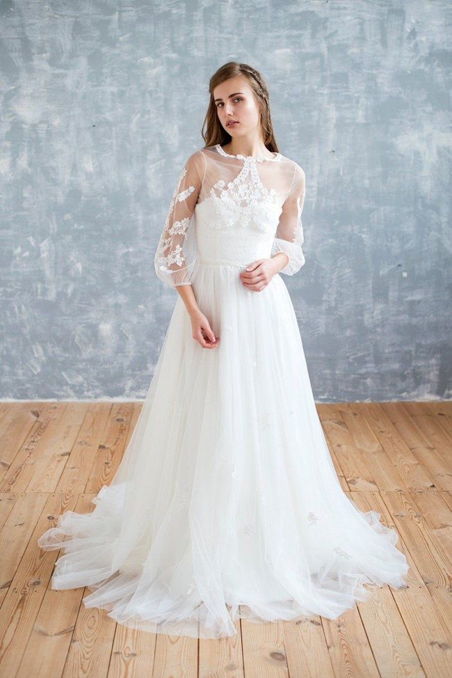 Angellure Bridal, A-Line